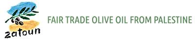 Zatoun Olive Oil from Palestine Logo